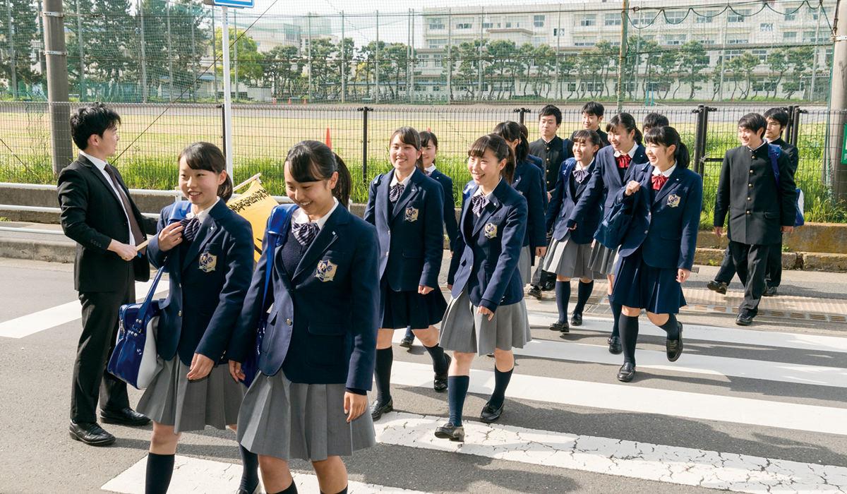 平塚学園の1日 | 平塚学園高等学校